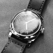 A small b&w photo session with the Panerai Radiomir 1940 Marina Militare PAM587