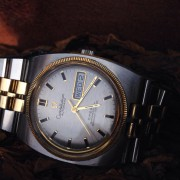 My latest & greatest: 1970s Omega Constellation 168.045 caliber 751 by DAMON