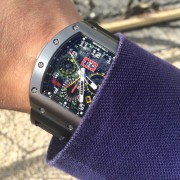 Chantilly Arts & Élégance Prestige Richard Mille 2015 by GUILLAUME