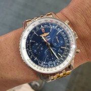 Is this a new blue Breitling Navitimer Honor Flight for 2015?