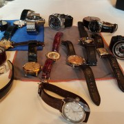 Three guys walk into a restaurant: a GTG with Vianney Halter, GS, JLC & Vacheron Constantin