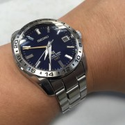 Grand Seiko SBGM029 GMT Limited Edition by BOSCO KU