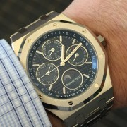 Couldn't resist this one: Audemars Piguet Royal Oak Quantième Perpétuel ref. 26574 by BOB L.