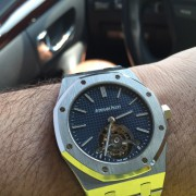 My lastest Audemars Piguet Royal Oak: RO Tourbillon Extra-Thin