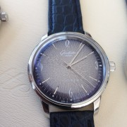 Some live photos of the Glashütte Original Sixties from the Iconic Collection by KEVIN GOODMAN
