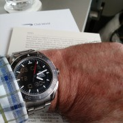 Omega Speedmaster Skywalker X-33 travels abroad to India (South Mumbai, Goa & Pune)