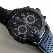 Exclusive First Look at TAG Heuer's $20k Carrera Heuer 02 Tourbillon Chronograph by TODD HARRELL
