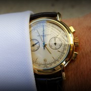 Shot of the day & a discovery of sorts: Vacheron Constantin Historiques Chronograph 47101