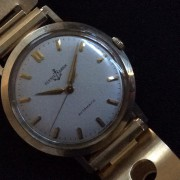 Vintage Ulysse Nardin probably from the 1960s