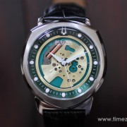 Review: Bulova Accutron II Alpha Ultra High Frequency (with video) by JESSICA