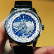 Jaeger-LeCoultre Geophysic True Second and Universal Time by HOWARD PARR
