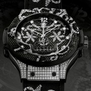 Hublot Big Bang Broderie awarded Ladies Best Watch at GPHG 2015