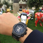 All-Black Hublot Unico is awesome
