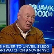 Jean-Claude Biver comments on the Apple Watch (video)