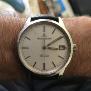 Jaeger-LeCoultre Geophysic True Second: an owner's first impressions