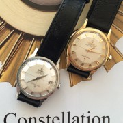 Added two Omega Pie Pan Constellations to the family: ref 2782 and ref 14902