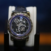Freak Show – Live pics of the Ulysse Nardin Freak, Perpetual Calendar and Skeleton Tourbillon