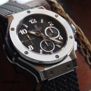 Favourite watch – My Hublot Big Bang is getting a lot of wrist time