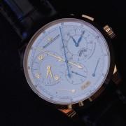 A new arrival: Jaeger-LeCoultre Duomètre à Chronographe