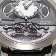 A short video of the Girard-Perregaux Constant Escapement L.M. by JESSICA