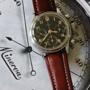 Paging Member: J_Warden's 1941 Minerva Chronograph