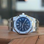 Photos: Audemars Piguet Royal Oak Jumbo Extra-thin 15202ST