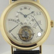 Breguet Tourbillon Power Reserve Thermometer Ref 3760 – a curious one