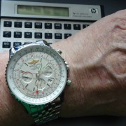 Breitling Navitimer GMT – my first Breitling