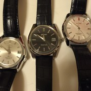 Grand Seiko Historical Collection — Pics & Experiences?