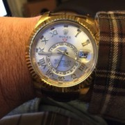Life with a Rolex Sky Dweller: an owner's impressions