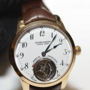 Ulysse Nardin wins the tourbillon category at the GPHG 2015