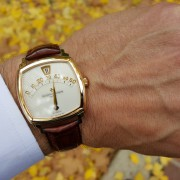 Swiss Guilloche Main: Vacheron Constantin Saltarello 43041 – cushion jump hour retrograde
