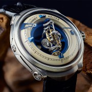 Superb photos of the Vianney Halter Deep Space Tourbillon