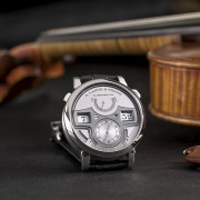 The perfect sound of time: Zeitwerk Minute Repeater