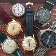 Class Photos: vintage Omega collection