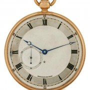 Breguet acquires historic N° 3104 repeater pocket watch at Antiquorum
