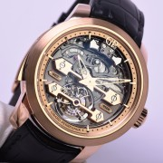 Big acquisition to end the year: Girard-Perregaux Minute Repeater Tourbillon