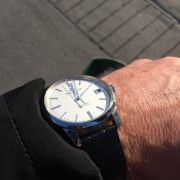 Christmas came early: Jaeger-LeCoultre Geophysic True Second