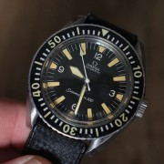 Vintage Omega 1967 165.024 Seamaster joined the herd