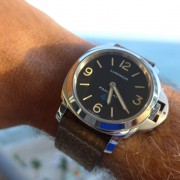 Dear TZOP Friends, Happy New Year – Panerai Luminor Base Logo PAM634