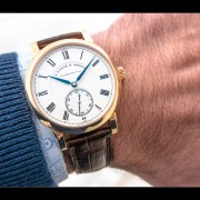 I cannot get enough of this Richard Lange Pour le Mérite