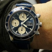 Quick look at the recently released Sinn 103 A Sa B (the Blue Panda)