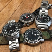 Sinn quartet: EZM3F, U1, Model 240 St, EZM13