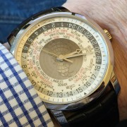 The new look of the Vacheron Constantin World Time by BOB L.