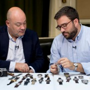 Talking Watches With William Massena from HODINKEE