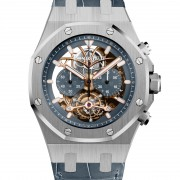SIHH 2016: Audemars Piguet Royal Oak Tourbillon Chrono Openworked