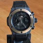 My Hublot Big Bang Unico Magic Gold dream – sometimes dreams do come true