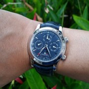 Back in the fold: Jaeger-LeCoultre Master Grande Memovox