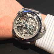 Finally some LIVE Panerai wrist shots from SIHH 2016
