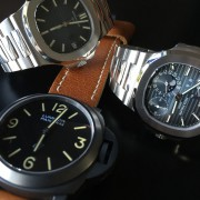 A milestone piece for a milestone celebration! Panerai Luminor PAM360